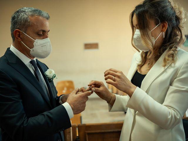 Oxsana and Andrea's Wedding in Naples, Italy 62