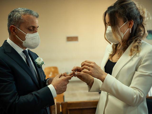 Oxsana and Andrea's Wedding in Naples, Italy 63