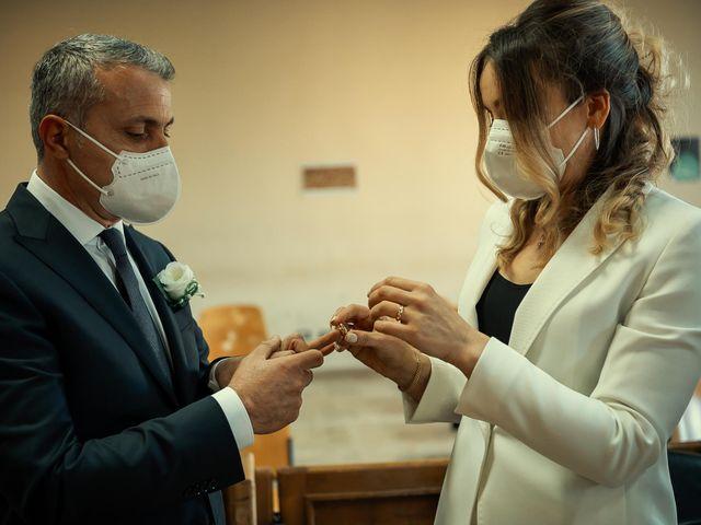 Oxsana and Andrea's Wedding in Naples, Italy 64
