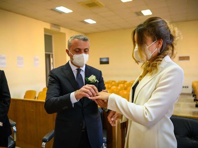 Oxsana and Andrea's Wedding in Naples, Italy 69