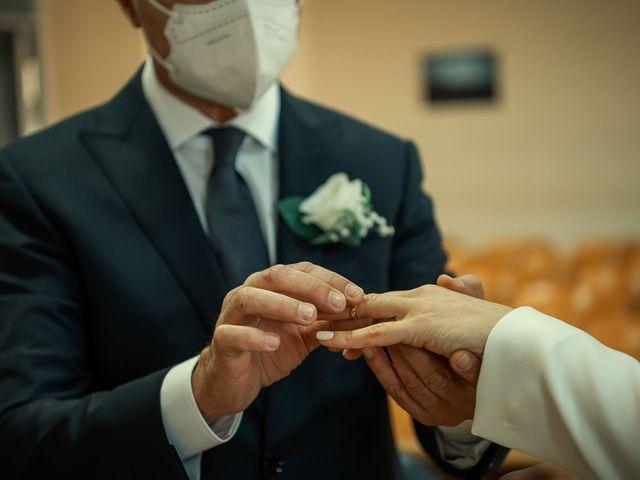 Oxsana and Andrea's Wedding in Naples, Italy 71