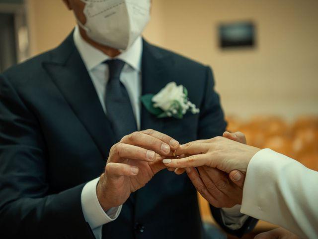 Oxsana and Andrea's Wedding in Naples, Italy 72