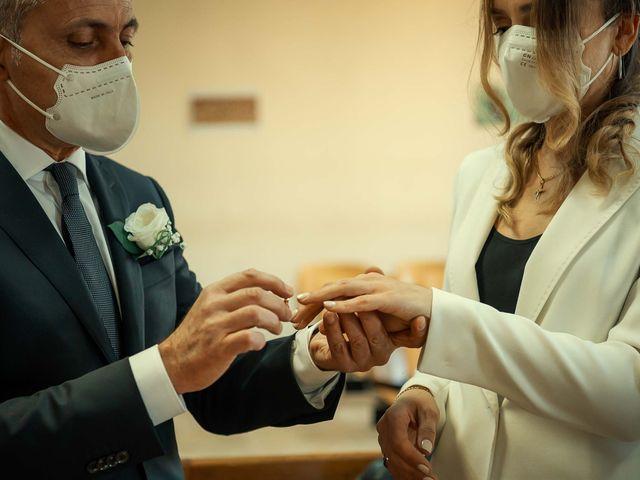 Oxsana and Andrea's Wedding in Naples, Italy 74