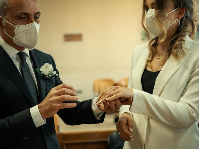 Oxsana and Andrea's Wedding in Naples, Italy 79