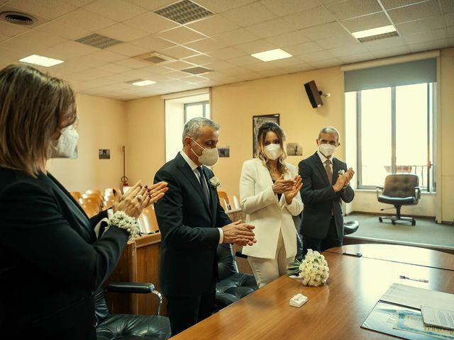Oxsana and Andrea's Wedding in Naples, Italy 80