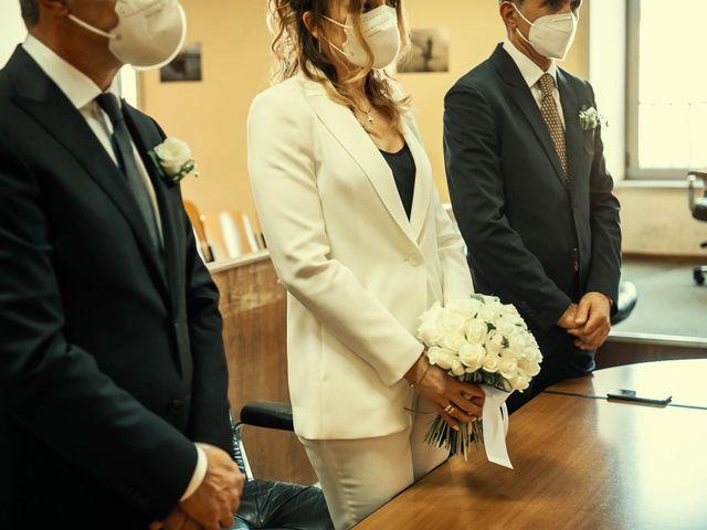 Oxsana and Andrea's Wedding in Naples, Italy 83
