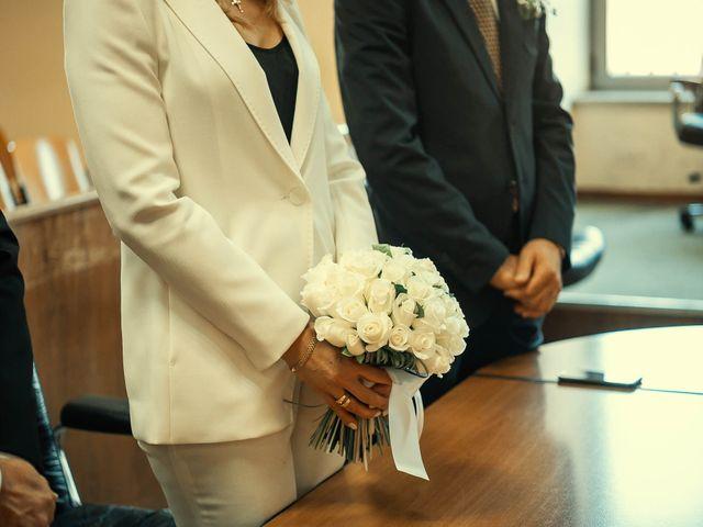 Oxsana and Andrea's Wedding in Naples, Italy 84