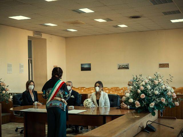 Oxsana and Andrea's Wedding in Naples, Italy 89