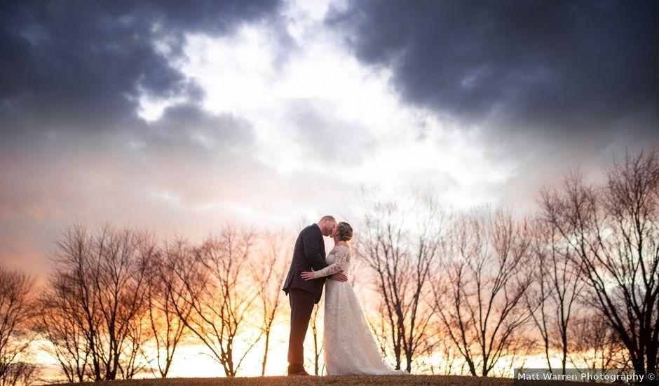 Josh and Josie's Wedding in Elgin, Illinois