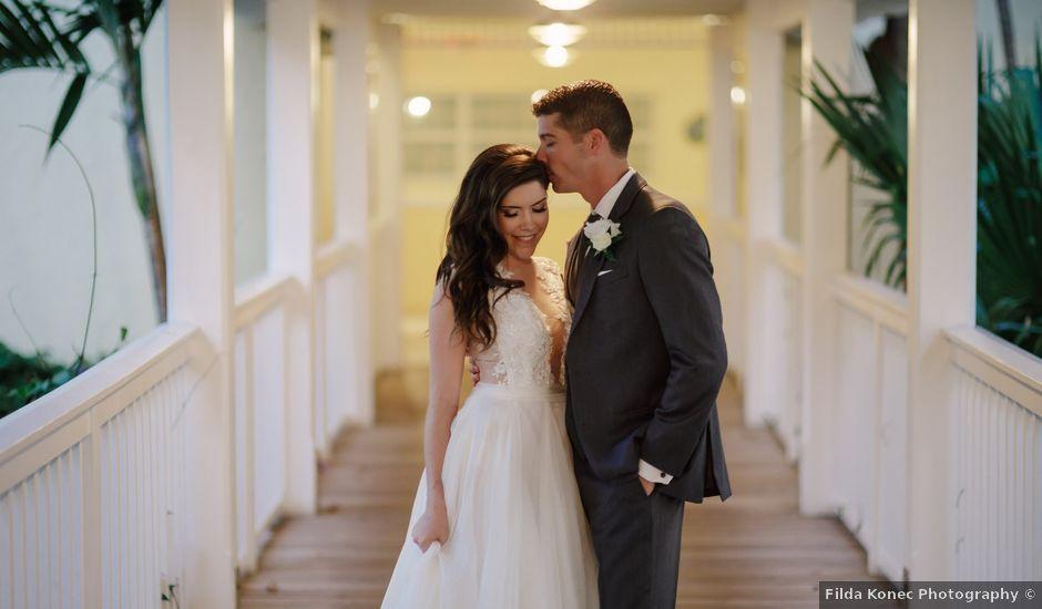 Krista and Adam's Wedding in Key West, Florida