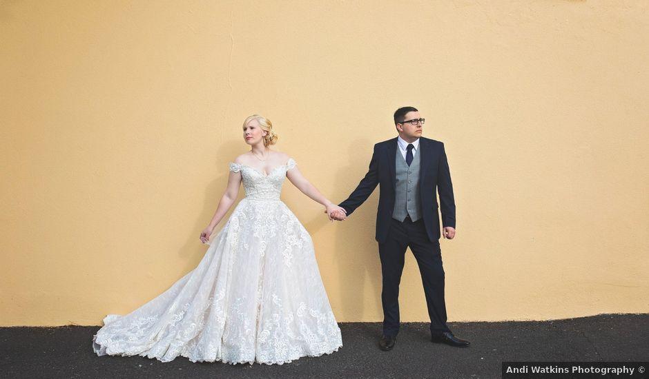 Josh and Kimmy's Wedding in Ashland, Oregon