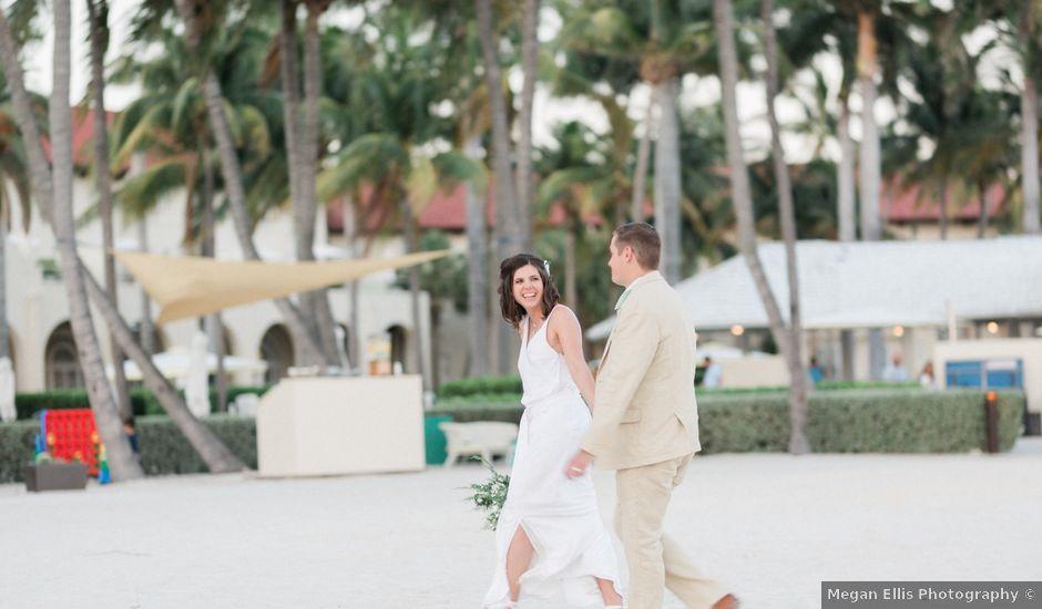 Jeffrey and Christen's Wedding in Key West, Florida