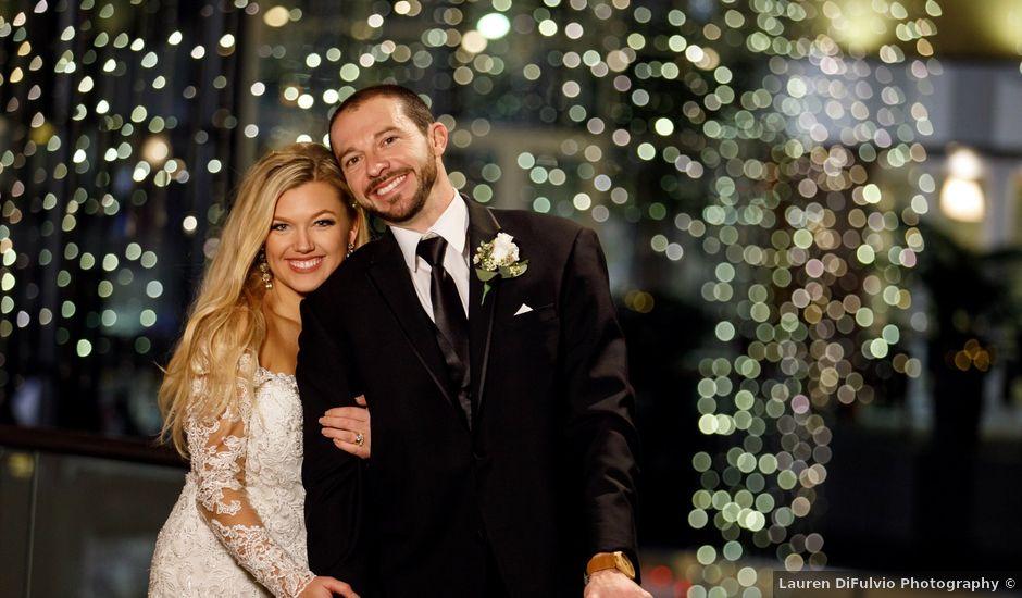 Justin and Meghan's Wedding in Cincinnati, Ohio