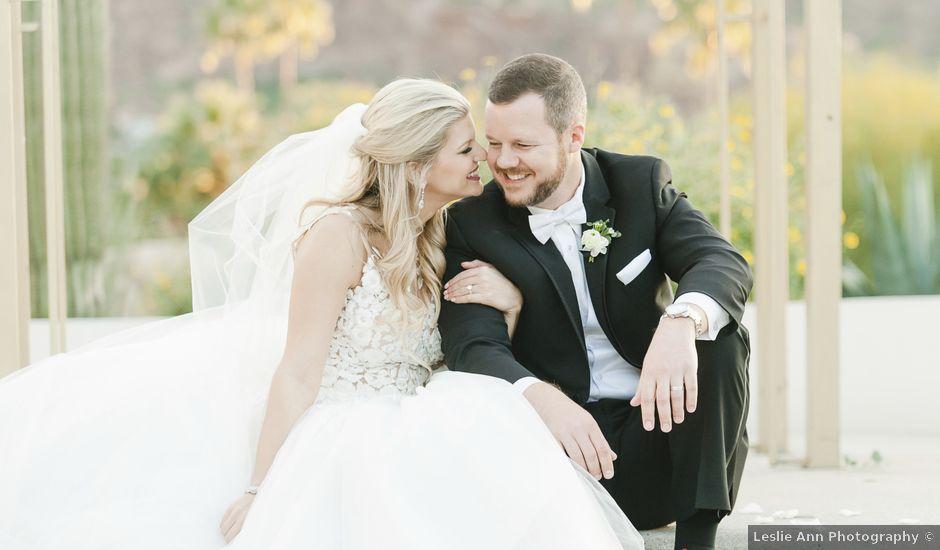 John and Jenna's Wedding in Paradise Valley, Arizona