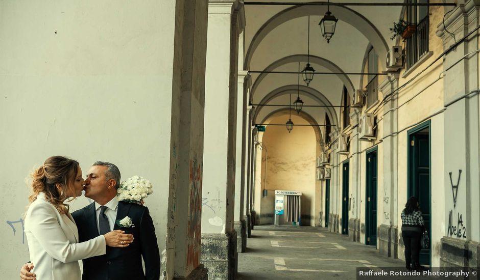 Oxsana and Andrea's Wedding in Naples, Italy
