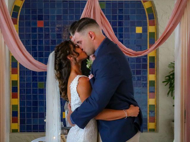 The wedding of Austin and Ashley