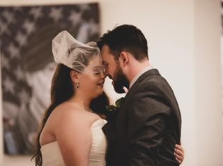 The wedding of Jacqueline and Dillon