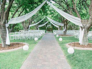 The wedding of Theresa and Mauricio 1