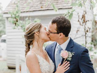 The wedding of Katherine and Jonah