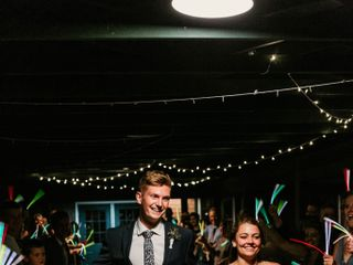 The wedding of Kelsi and Abe 1