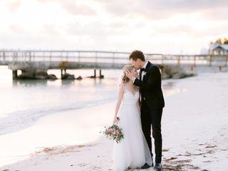 The wedding of Emmi and Sergiy