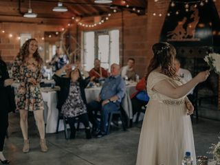 The wedding of Nicholas and Mollie 1