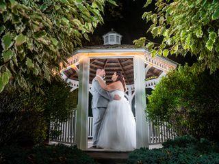 The wedding of Jennifer and David 2