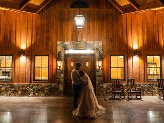 The wedding of Hali and James 1