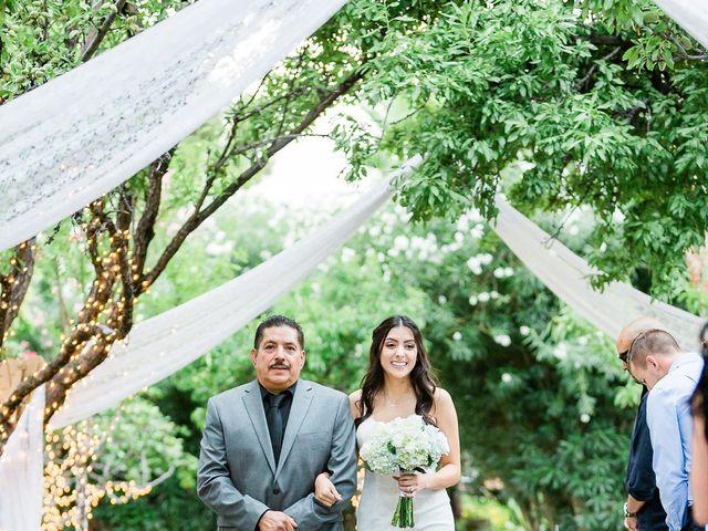 Mauricio and Theresa's Wedding in Las Vegas, Nevada 7