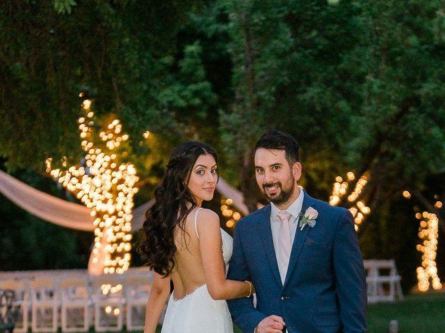 Mauricio and Theresa's Wedding in Las Vegas, Nevada 10