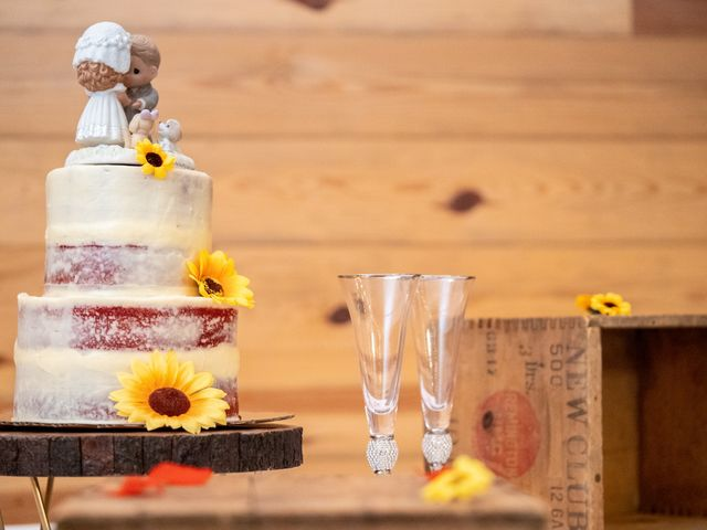 James and Hali's Wedding in Danville, Virginia 8