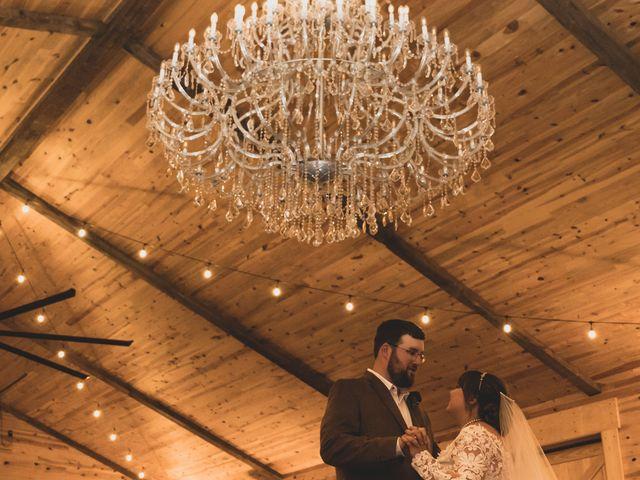 James and Hali's Wedding in Danville, Virginia 1