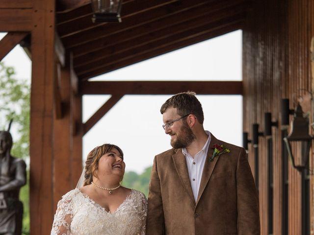 James and Hali's Wedding in Danville, Virginia 11