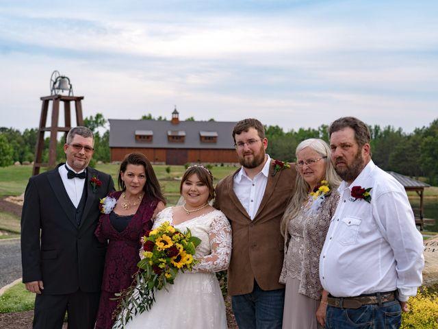 James and Hali's Wedding in Danville, Virginia 15