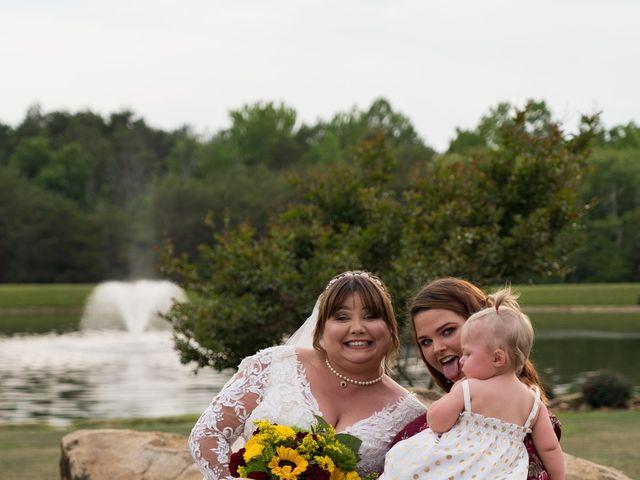 James and Hali's Wedding in Danville, Virginia 18