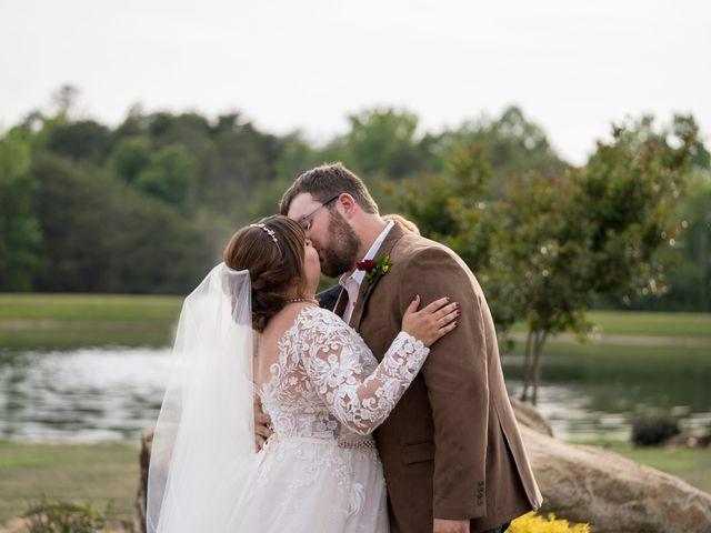 James and Hali's Wedding in Danville, Virginia 20