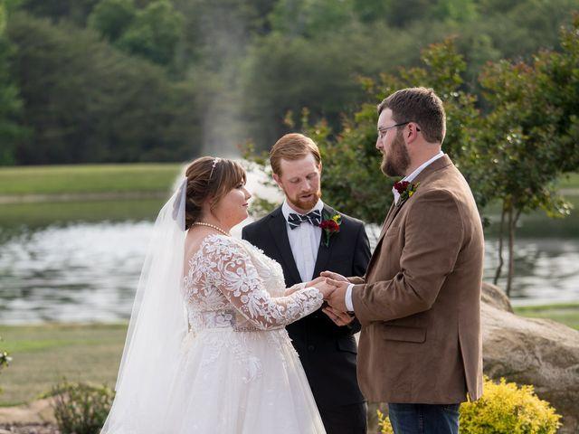 James and Hali's Wedding in Danville, Virginia 21