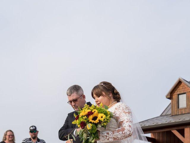 James and Hali's Wedding in Danville, Virginia 22