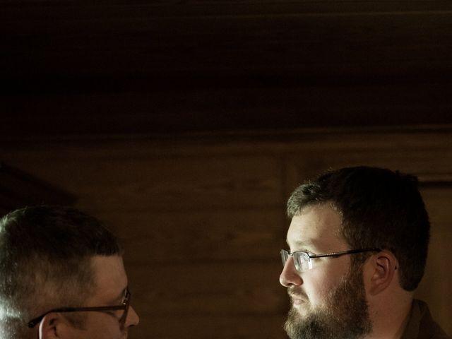 James and Hali's Wedding in Danville, Virginia 35