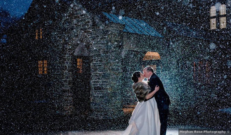 Mike and MaryEllen's Wedding in Villanova, Pennsylvania