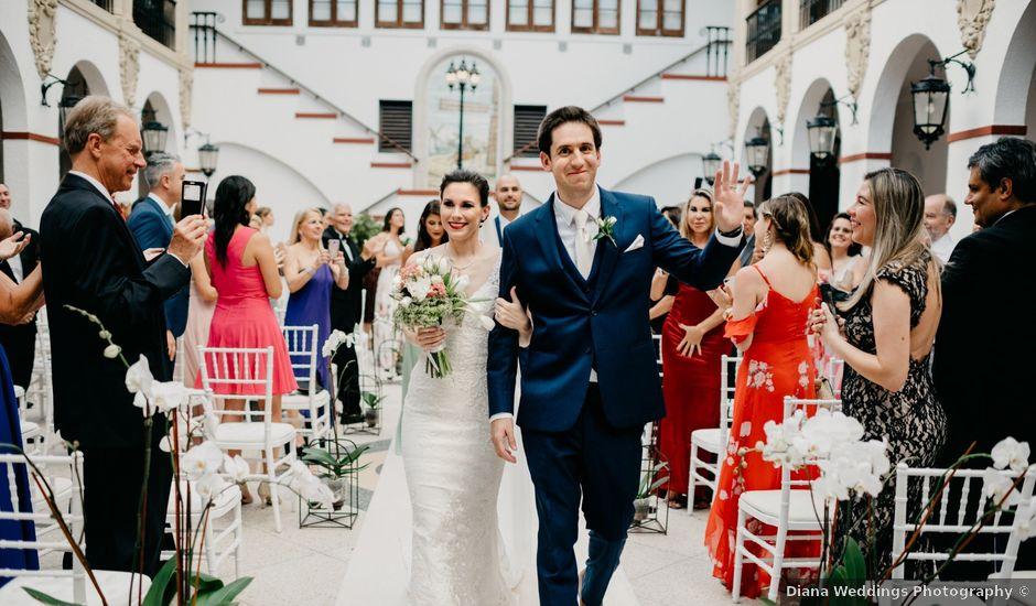 Alejandro and Virginia's Wedding in San Juan, Puerto Rico