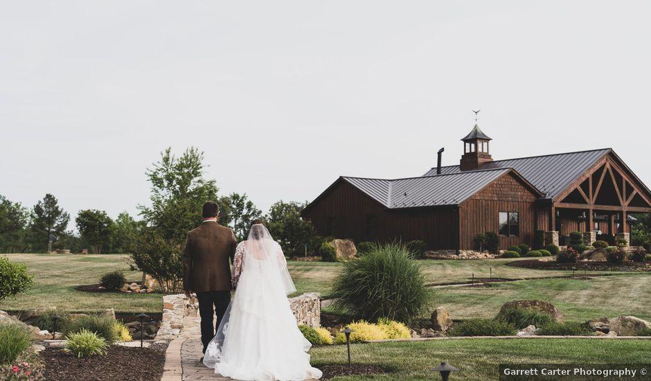 James and Hali's Wedding in Danville, Virginia