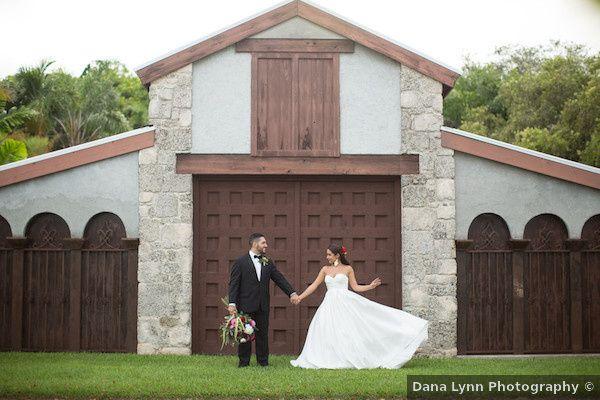 Alinna and Alexander's Wedding in Homestead, Florida