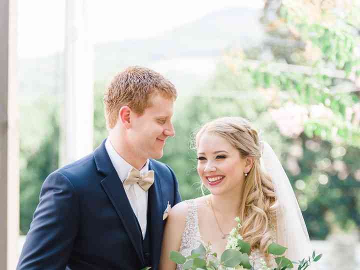 The wedding of Brittany and Stuart