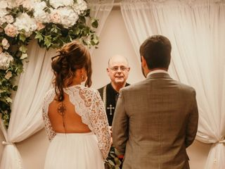 The wedding of Tyler and Nick 1