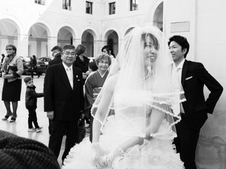 The wedding of Andrea and Mifuka 1