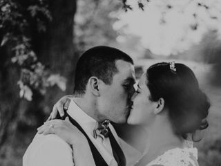 The wedding of Victoria and Michael 3