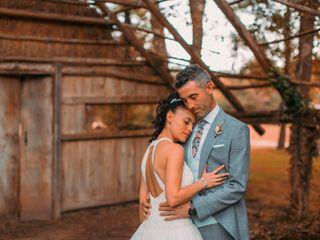 The wedding of Jessi and Jose