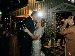 The wedding of Sarah and Tyler 1