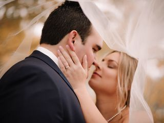 The wedding of Gabbie and Justin